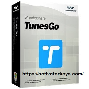 Wondershare TunesGo 9.8.3 Crack Plus Keygen Torrent 2020